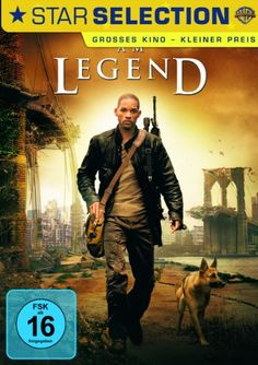 I Am Legend * IMDb Rating: 7,1 (313.784) * 2007 USA * Darsteller: Will Smith, Alice Braga, Charlie Tahan,