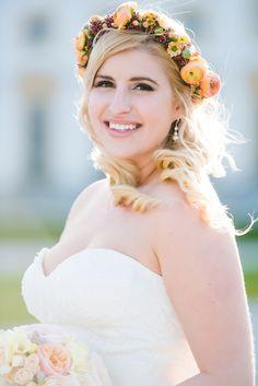 Frühlingsvergnügte Traumhochzeit im Schloss Schleißheim Kristin Speed http://www.hochzeitswahn.de/inspirationen/fruehlingsvergnuegte-traumhochzeit-im-schloss-schleissheim/ #wedding #mariage #bride