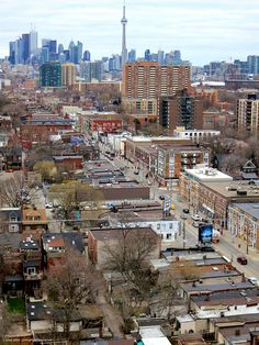 Queen Street Parkdale in Toronto Toronto Ontario Canada, Toronto City, Queen Street Toronto, Toronto Skyline, Monte Carlo, Places To Travel, Places To Visit, Toronto Neighbourhoods, Vancouver