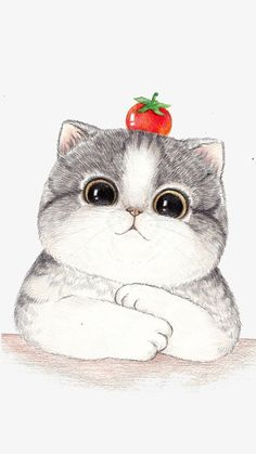 Obtain this picture Massive face hand painted cat, Drawing, Illustration, PNG Illustration without spending a dime. Pngtree supplies tens of millions . Hello Kitty Drawing, Cute Cat Drawing, Cute Drawings, Cat Cartoon Drawing, Cat Face Drawing, Cartoon Cats, Drawing Art, Hello Kitty Desenho, Cute Cat Illustration
