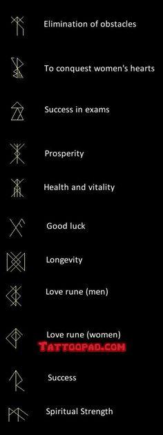 rune tattoo, viking runes and ink tattoos. #tattoo #tattoos #ink