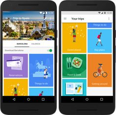 Google today announced Trips, a new app that serves as a trip planner and travel guide for anyone who is exploring a new place. The free app, which is available on Android and iOS, will organize...