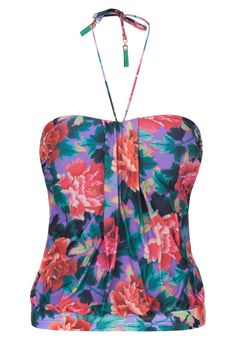 Cyell Bikini top femme florale Meer info via http://kledingwinkel.nl/product/cyell-bikini-top-femme-florale/