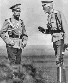 September 8th, 1915 - Grand Duke Nicholas Appointed Viceroy of the Caucasus…
