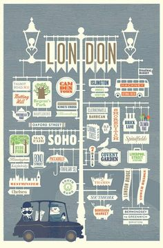 Welcome to London! :)