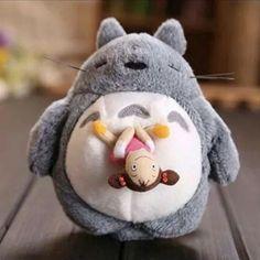 Totoro on instagram. http://instagram.com/p/xt57RRyNDh/