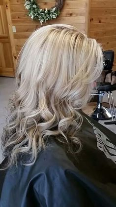 Blonde @Roots Hair Design ✂ Hair by Ashley Winters