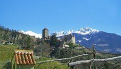 Rundwanderung von Dorf Tirol nach St. Peter und Gratsch - Wandern in Meran und Umgebung