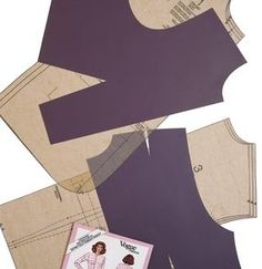 The Merits of a Basic Fitting Pattern (using a custom-fitted sloper to alter commercial patterns)
