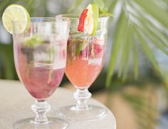 summer mojito | easy summer party recipes
