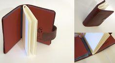 Livro carteira/ Wallet book by gabriela Irigoyen, via Flickr