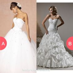 Which dress would u wear Click here to vote @ http://getwishboneapp.com/share/10352463