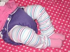 Baby Leggs Tutorial