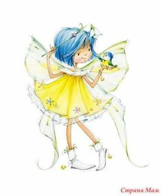 Fairies ~❥✿¸.•*¨`*•..¸✿❥  ~~Sugar Nellie