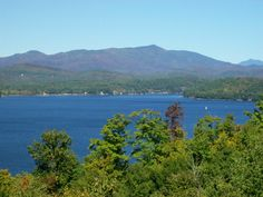 Schroon Lake in the ADK