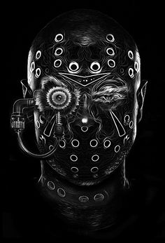 Awesome Portrait Illustrations