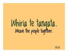Weave the people together - Maori proverbs new zealand polynesian people .He ora te Whakapiri, He mate te whakatariri. There is strength in unity, Defeat in anger. Waitangi Day, Maori Words, Multicultural Classroom, Maori Symbols, Polynesian People, Learning Stories, Teaching Philosophy, Maori Designs, Proverbs Quotes
