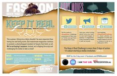 Join the Keep It Real Challenge