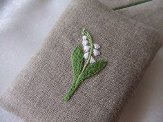 lilly of the valley embroidery | lily of the valley 6 2