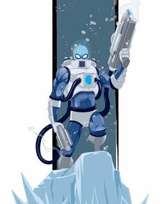 Mr. Freeze By Kevin Meyers
