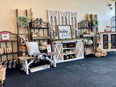 Hello Autumn, Hobby Lobby, Fall, Furniture, Home Decor, Autumn, Decoration Home, Fall Season, Room Decor
