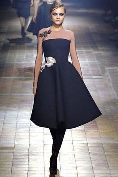 March 2013 IN PARIS, FALL 2013 Lanvin designer Alber Elbaz presented at the Paris Fashion Week show.