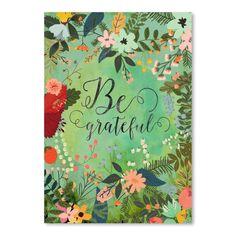 Plagát od Mia Charro - Be Grateful | Bonami