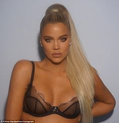 The look: Keeping Up With The Kardashians mainstay Khloe Kardashian, 33, was dressed in on...