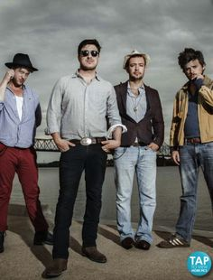 Mumford & Sons. Finally get to see these guys on Sunday!!!!