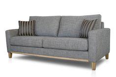 Taylor 3 Seater Fabric Sofa by Evan John Philp