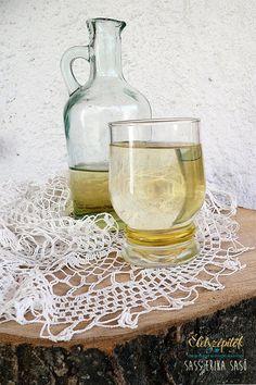 Házi bodzaszörp cukormentesen | Életszépítők Elderflower, Healthy Recipes, Healthy Meals, Alcoholic Drinks, Champagne, Wine, Tableware, Food, Desserts