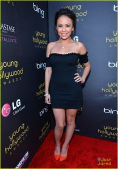 Janel Parrish - Young Hollywood Awards 2012 | janel parrish yh awards 05 - Photo