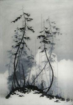 Triple Structure by Brooks Shane Salzwedel, 2009
