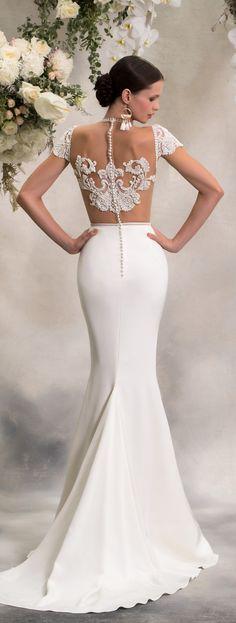 Wedding Dress by Anna Georgina 2018