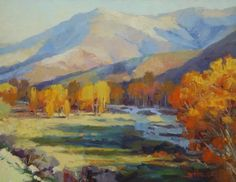 Steve Henderson, 1957 ~ Realism / Impressionist painter | Tutt'Art@ | Pittura * Scultura * Poesia * Musica |