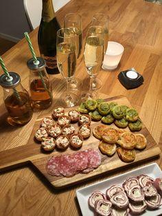 Tilltugg till drinken, buffén, minglet.. – Tre Systrar