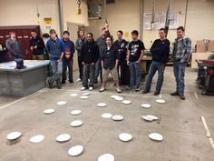 Can your chapter make it throughout the mine field? Atlantic FFA - www.OneLessThing.net