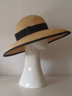 SUMMER IN PROVENCE by GREER MCDONALD #millinery #hats #HatAcademy