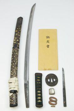 Japanese Samurai Sword - Katana/ Wakizashi in Koshirae with NBTHK Ceritficate