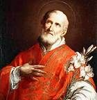 St. Philip Neri -Began the Seven Church Walk in the 15th century, and it is still followed today by seminarians in Rome.   Bing Images