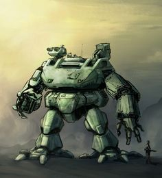 Army Robot