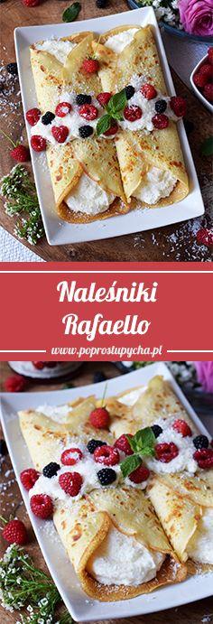Christmas Appetizers, Almond Flour, Fries, Raspberry, Pancakes, Coconut Cakes, Pierogi, Low Carb, Cooking Recipes