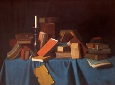 In_the_Library_by_John_F._Peto,_Timken_Museum_of_Art.JPG (3084×2298)