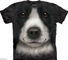 ACTUALIZACIÓN: (25/feb/2013) La página donde puedes comprar estas camisetas es: http://shop.themountain.me/categories/Our-Artists/Michael-McGloin/   Es inevitable usar estas camisetas y que no volteen a verte. Las camisetas tienen estampados de caras de animales en 3D.        Los aficionad