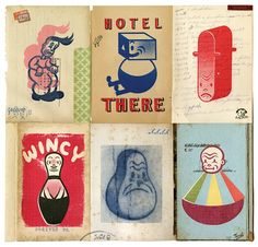WINCY | HOTEL THERE | JONATHAN LEVINE GALLERY | © GARY TAXALI