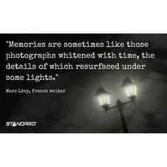 #StandardProducts #Montreal #Quebec #Ontario #Toronto #Ottawa #Calgary #Alberta #BC #Vancouver #Lighting #Memories #quote #Souvenirs #Nostalgia