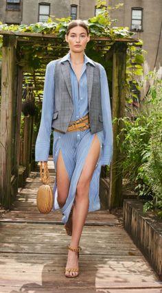 Michael Kors Collection, Runway, Shirt Dress, Shirts, Dresses, Style, Fashion, Cat Walk, Vestidos