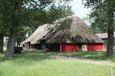 De verhuizende schuur - Agrarisch erfgoed - Stiching Cultureel Erfgoed Zeeland