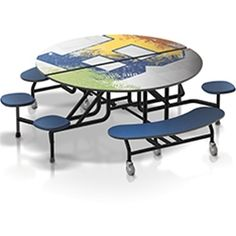 Fresh Cafeteria Tables Canada