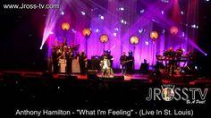 """James Ross @ Anthony Hamilton - """"What I'm Feeling"""" - www.Jross-tv.com (S..."""